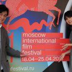 中川監督にとって映画は「僕の人生を開いてくれました」―『わたしは光をにぎっている』第41回モスクワ国際映画祭での舞台挨拶に松本穂香、中川龍太郎監督ら登壇