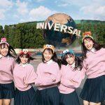 "NMB48""仲良しの5人組""が全力でパークを楽しむ!青春動画公開―USJ『ユニバーサル・スチューデント・フェスティバル』期間限定開催"
