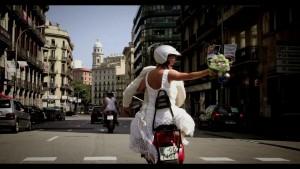 『バルセロナ 3D 炎のバラ』