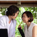 中山美穂演じる女流作家を支えるキム・ジェウクに思わずうっとり・・・―『蝶の眠り』予告編解禁