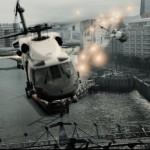 ロンドンを舞台にした大統領専用ヘリの空中アクションシーン特別映像公開!