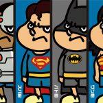 DCエンターテイメントと日本が誇る低予算Flashアニメがタッグ!―『DCスーパーヒーローズvs鷹の爪団』今秋公開決定!