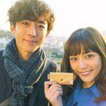 高橋一生・川口春奈のプライベート感あふれるセルフィー!―『九月の恋と出会うまで』〈2ショット写真〉解禁
