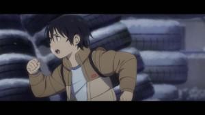 10歳の藤沼悟(土屋太鳳)