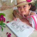 12歳の話題のアーティスト・Laraが本作の世界観をキュートに表現!―『ドリーム』オリジナルイラスト解禁