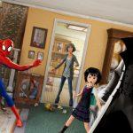 異次元から導かれたスパイダーマンたちが秘密の地下基地に大集結!―『スパイダーマン:スパイダーバース』〈本編映像〉解禁