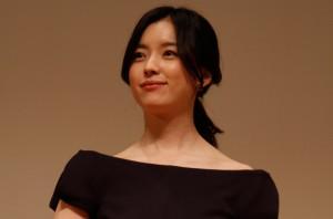 『ビューティー・インサイド』ハン・ヒョジュ来日舞台挨拶