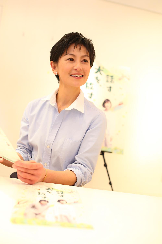 つみきみほ 【取材・写真・文/坂東樹】