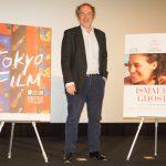 マチュー・アマルリックに要求したのは「過激であるのに謙虚であること」―第30回東京国際映画祭『イスマエルの亡霊たち』Q&Aにアルノー・デプレシャン監督登壇