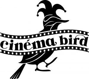 「cinéma bird」ロゴ