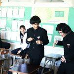 "DISH//の北村匠海と小林龍二共演に""新鮮でした""―『勝手にふるえてろ』新場面写真解禁"