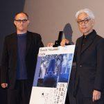 自身の5年間を捉えたドキュメンタリー映画に坂本「客観的に観ることができない」―『Ryuichi Sakamoto: CODA』初日舞台挨拶に坂本龍一登壇