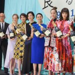 前田敦子「幸せがあふれている現場」と笑顔―『食べる女』完成披露舞台挨拶に女性キャスト集結