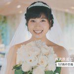 土屋太鳳が「52席の至福」でウェディングドレス姿を披露―『8年越しの花嫁 奇跡の実話』×西武鉄道タイアップCM放送決定