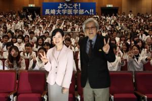 『母と暮せば』長崎大学イベント