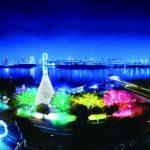 この冬、お台場が『ラ・ラ・ランド』に染まる!―デックス東京ビーチ「お台場イルミネーション」x『ラ・ラ・ランド』コラボ開催