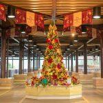 """東京ディズニーリゾート「ディズニーリゾートライン」でステーションごとに異なる""""ディズニー・クリスマス""""を楽しもう"""