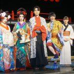舞台初主演の崎山つばさ「千秋楽まで調子よく飄々と生きていきたい」―舞台『幕末太陽傳 外伝』開幕