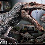 幅79.3cm ×高さ50.7cmの迫力サイズ!―『ジュラシック・パーク3』の「スピノサウルス」が1/15スケールで登場!