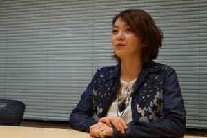 『鉄の子』田畑智子インタビュー (3)