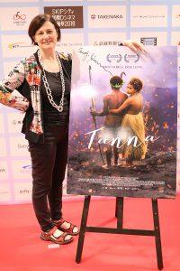 【SKIPシティ国際Dシネマ映画祭2016】『タンナ』キャロライン・ジョンソンプロデューサー (2)