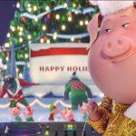 動物たちがクリスマスソングに乗せてスケート場でパーティ!?―『SING/シング』クリスマス特別映像解禁