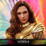 黄金のアーマーをまとった最強の美女戦士「ワンダーウーマン」が1/6スケールフィギュアで登場