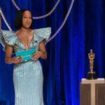 「映画が会えない私たちをつないでくれました」―第93回アカデミー賞受賞式にレジーナ・キングが登壇