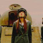今度の齋藤飛鳥は戦車で大砲をぶっ放す!?―ドラマ『映像研には手を出すな!』第3話〈場面写真〉解禁