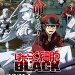 KENN、Lynnらキャストからコメントが到着!―TVアニメ『はたらく細胞BLACK』〈第1弾PV&追加キャスト〉解禁