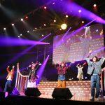 80~90年代のヒット曲とともに繰り広げられるFANTASTIC 6が魅せる新しいエンターテインメントショー!―ライブステージ『BACK TO THE MEMORIES』ゲネプロ