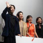 撮影当時19歳の石井杏奈「頭の中でいっぱいいっぱいになっちゃって」―『記憶の技法』初日舞台挨拶