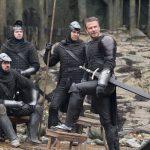 デヴィッド・ベッカム演じる兵士の動く姿がついに公開!―『キング・アーサー』本編映像解禁