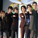 撮影中に流行ったラップも披露した横浜流星「胸を張ってお見せできる作品」と自信―『チア男子!!』初日舞台挨拶にキャスト集結