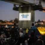 葛西臨海公園の野外上映で「グーニーズ」!―「ねぶくろシネマ」第5弾開催決定