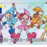 「おジャ魔女どれみ」のTカードが登場!オリジナルグッズも発売