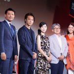 TAKAHIRO、出演作でのセリフの少なさに「演じる難しさを学びながら挑戦しました」―SSFF&ASIA「ショートフィルムの魅力」に黒木瞳、TAKAHIROら登壇