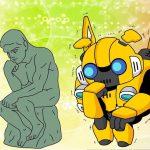優しくもちょっぴりドジなハプニングの先に・・・あのキャラクターまでを木村良平が声を担当!―『バンブルビー』連続アニメ第2弾解禁