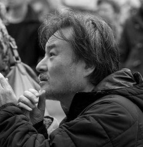 """【第29回東京国際映画祭】""""SAMURAI賞""""黒沢清監督"""
