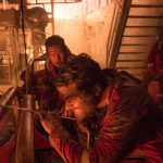 """巨大な海洋油田掘削施設で世界最大級の""""人災""""が起こる様子を圧倒的リアリティで描く―『バーニング・オーシャン』特別映像解禁"""