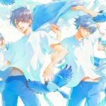 TVアニメ『バクテン!!』Blu-ray&DVD第1巻〈ジャケットイラスト〉公開