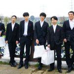 アラサー男子6人が友人の結婚式で再集結!成田凌の学生服姿も!―『くれなずめ』〈場面写真〉解禁