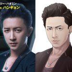 『サイバー・ミッション』×comico『JADE』によるオリジナルストーリーのコラボマンガ公開