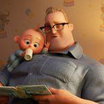 驚異のスーパーパワーを持った赤ちゃんジャック・ジャックがアライグマと本気の対決・・・!?―『インクレディブル・ファミリー』〈本編映像〉解禁