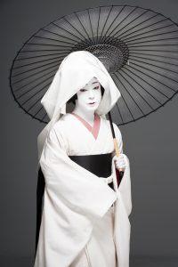 「鷺娘」 (C)SHOCHIKU