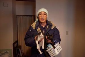 『猫なんかよんでもこない。』(1)