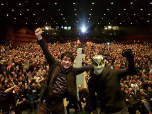 『ミュージアム』シッチェス・カタロニア国際映画祭上映