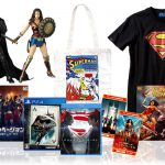 『ワンダーウーマン』日本公開記念!DCコミックスの人気キャラクター商品が勢ぞろいした「Amazon.co.jp DCストア」オープン!