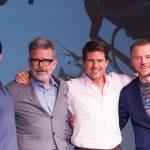 23度目来日のトム・クルーズ「人生を映画作りに捧げています」―『ミッション:インポッシブル/フォールアウト』来日記者会見にトム・クルーズら登壇