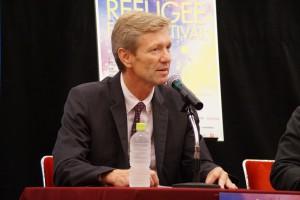 「第10回UNHCR難民映画祭」記者会見